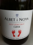 2013-05-Rouge-Espagne-Albet i Noya-Cava-Vinoteca_BCN