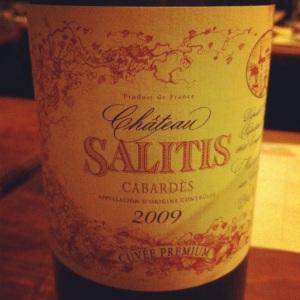 Cabardès - Château Salitis - 2009