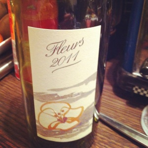 Côtes du jura - Domaine Labet - Fleurs - 2011 - Insta