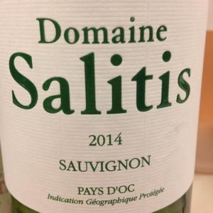 Languedoc - IGP Pays d'Oc - Château Salitis - Sauvignon - 2014
