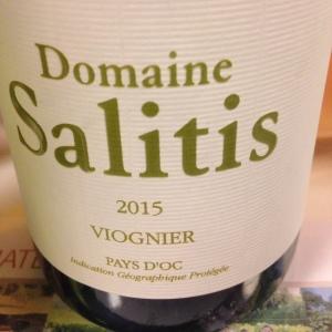 Languedoc - IGP Pays d'Oc - Château Salitis - Viognier - 2015