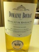 Muscat de Rivesaltes - Domaine Boudau 2011