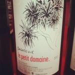Vin de pays d'Herault - Le petit domaine 2012 - cuvée bagatelle - Insta