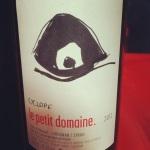 Vin de pays d'Herault - Le petit domaine 2012 - cuvée cyclope - Insta