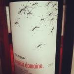 Vin de pays d'Herault - Le petit domaine 2012 - Cuvée Myrmidon - Insta