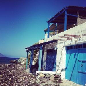 Pas de photo d'étiquette, alors j'ai mis une photo de vacances (en Grèce)
