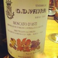Italie - Moscato d'Asti - DG Vajra - 2012 - Insta