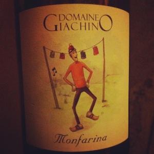 Savoie - Domaine Giachino - Monfarina - 2012 - Insta