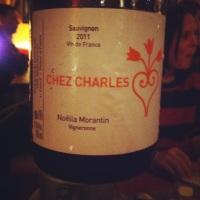 Vin de France - Loire - Chez Charles 2011 - Insta