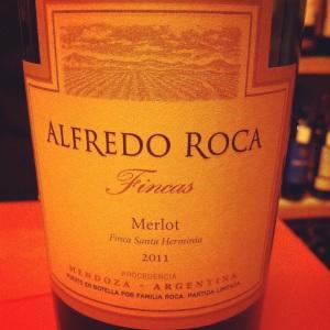 Argentine - Mendoza - Alfredo Roca - Fincas - 2011- Insta
