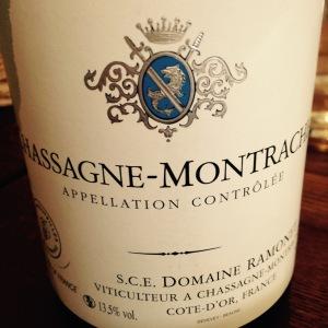 Bourgogne - Chassagne-Montrachet - Domaine Ramonet - 2012