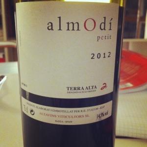 Espagne-Terra_Alta-Almodi-2012