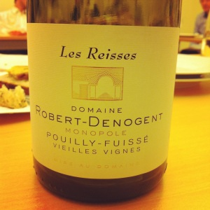 Pouilly-Fuissé - Les Reisses - Domaine Robert-Denogent - 2010 - Insta