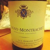 Puligny-Montrachet - Domaine Ramonet - 2009 - Insta