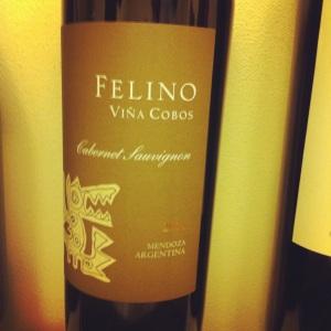Argentine - Mendoza - Felino - Cabernet Sauvignon - 2010 - Insta
