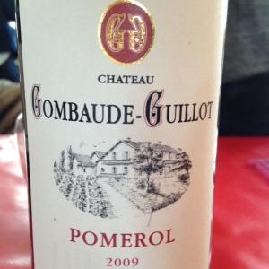 Bordelais - Pomerol - Château de Gombaude-Guillot - 2009