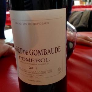 Bordelais - Pomerol - Château de Gombaude-Guillot - Cadet de Gombaude (2eme vin) - 2009
