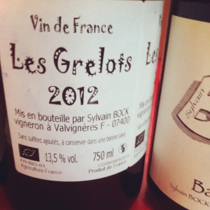 Ardèche - VDT - Sylvain Block - Les Grelots - 2012 - Insta