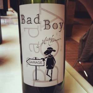 Bordeaux - Bad Boy - 2011 - Insta