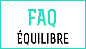 FAQ-Equilibre