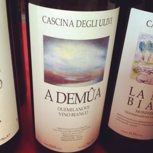 Italie - Monferrato - VDT - A Demua - Cascina degli Ulivi - 2009 (Stefano Bellotti) - Insta