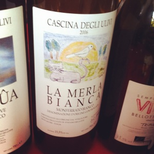 Italie - Monferrato - VDT - la merla bianca - Cascina degli Ulivi - 2006 (Stefano Bellotti) - Insta