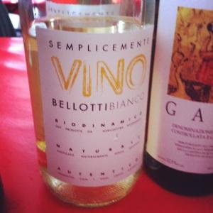 Italie - Piemont - VDT - Stefano Bellotti 2012 - Semplimente Vino - Insta