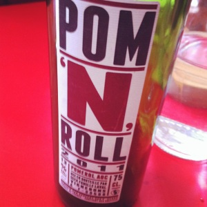 Pomerol - Pom'N'Roll - 2011 - Insta