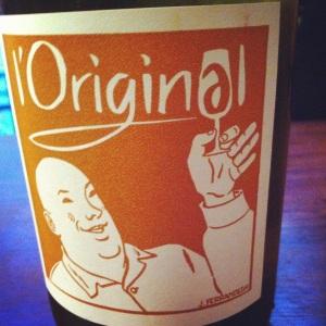 VdT - Languedoc - L'Original, Clot de l'Origine - 2012 - Insta