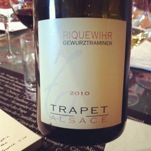 Alsace - Domaine JL Trapet - Gewürztraminer - Riquewihr - 2010 - Insta