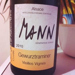 Alsace - Gewurztraminer - Albert Mann - Vieilles Vignes - 2010