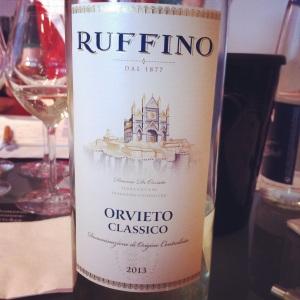 Italie - Orvieto Classico - Ruffino - 2013 - Insta