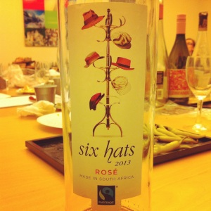 Afrique du Sud - Breede River Valley WO - Six hats Fairtrade - Pinotage - Charles Back - 2013 - Insta