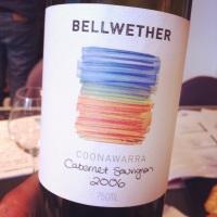 Australie - Coonawarra - Bellweather - Cabernet Sauvignon - 2006 - Insta