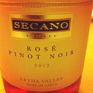 Chili - Leyda Valley - Pinot noir - Secano - 2012 - Insta