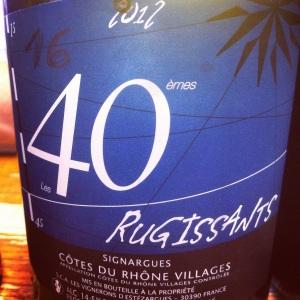 Côtes-du-rhône-village-signargues_Les-40èmes-rugissants-2012-Insta