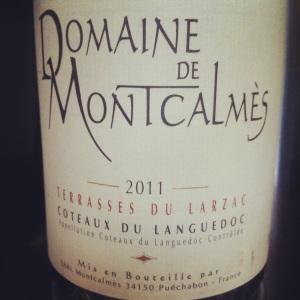 Coteaux_du_languedoc-Domaine_de_Montcalmès-2011-Insta