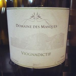 IGP Bouches-du-Rhône-Domaine_des_masques-Viognadictif-2011-Insta