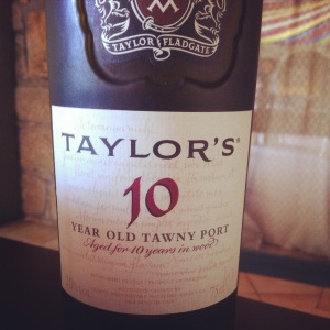 Porto - Taylor's - Tawny - 10 year - rouge - insta