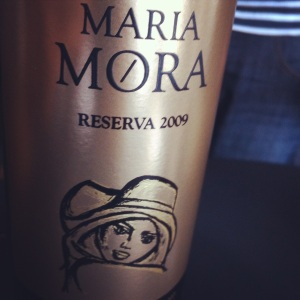 Portugal - Alentejo - Maria Mora - Réserve - 2009 - Rouge - Insta