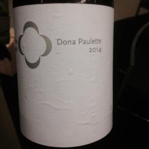 Portugal - Dao - Quinta de Lemos - Dona Paulette - 2014