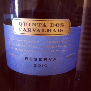 Portugal - Dao - Quinta dos Carvalhais - Reservas - 2010 - blanc - Insta