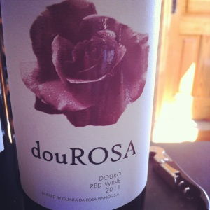 Portugal - Douro - Quinta da Rose - Dourosa - 2011 - rouge - insta