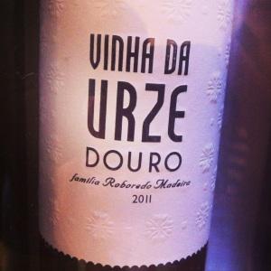 Portugal – Douro – Vinha da Urze – Casa Agrícola de Roboredo Madeira – 2011 - insta