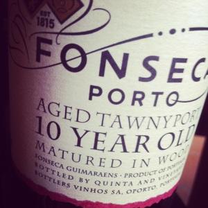 Portugal - Porto - Fonseca - Tawny - 10 year - insta