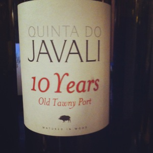 Portugal - Porto - Quinta do Javali - Tawny - 10 Years - insta