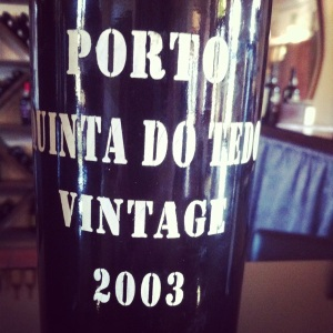 Portugal - Porto - Quinta do Tedo - Tawny - Vintage - 2003 - insta