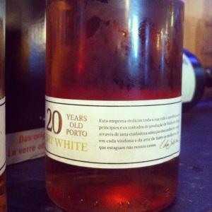 Portugal - Porto - White Dry - Dalva - 20 years - Blanc - Insta