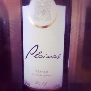 Portugal - Vinho verde - Basto - Plainas - 2013 - Insta