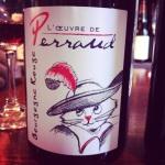 Bourgogne – L'Oeuvre de Perraud – 2012 – Rouge